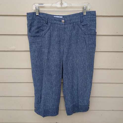 Chanel Blue Shirts, Size 10