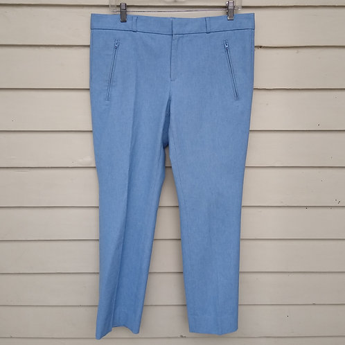 Banana Republic Blue Pants, Size 10