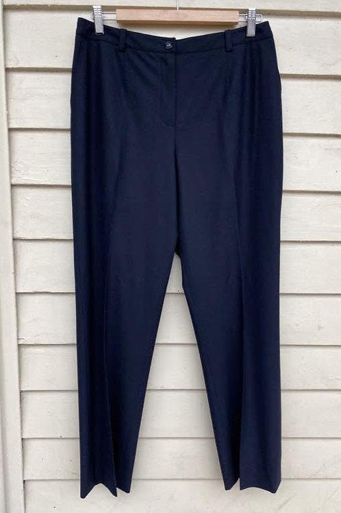 Vintage Chanel Navy Pants