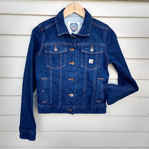 Carhartt Denim Jacket, Size S