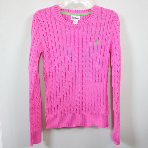 Lilly Pulitzer Pink Sweater, Size XS