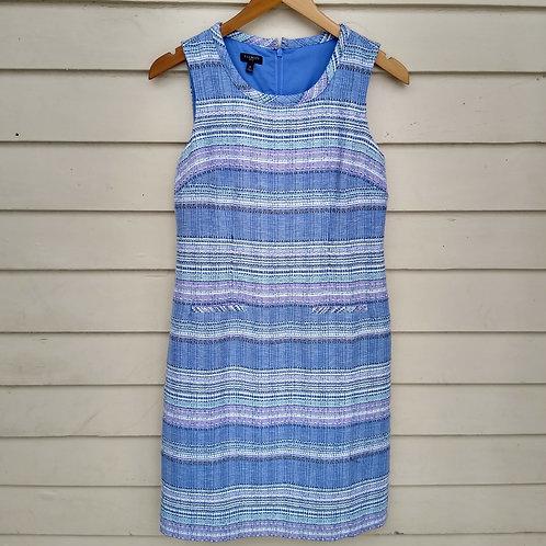 Talbots Blue Dress, Size 2P