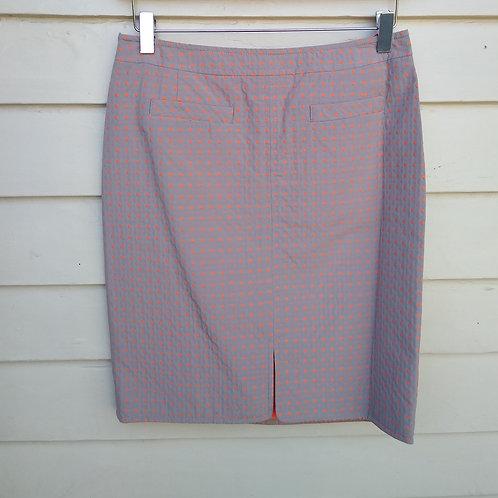 Yoana Baraschi Coral Orange Jacket, new with tags, Size 2