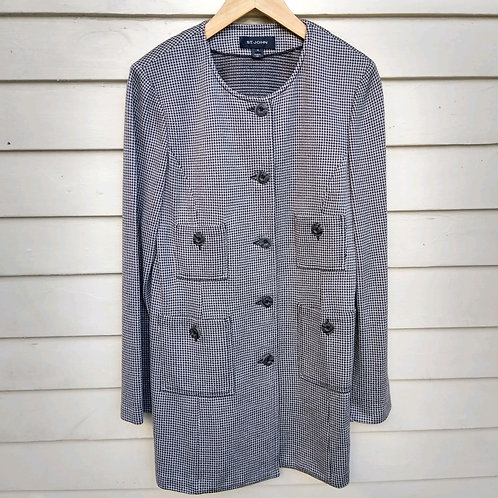 St. John Brown Jacket, Size 12