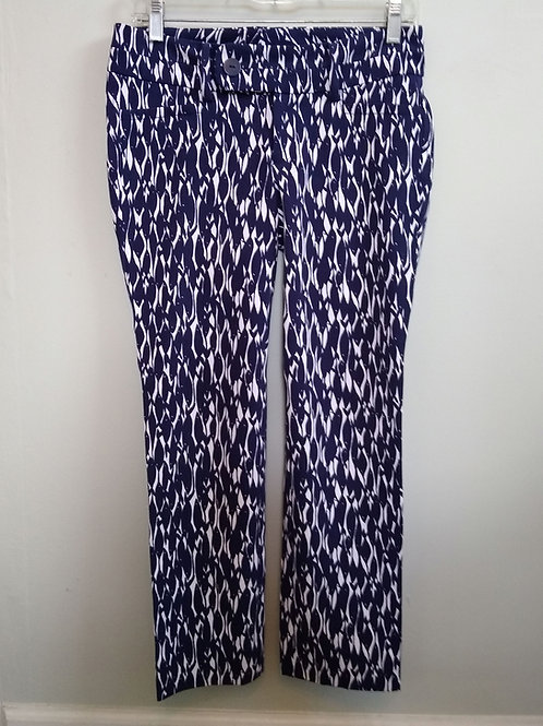 Lilly Pulitzer Navy Pants, Size 4