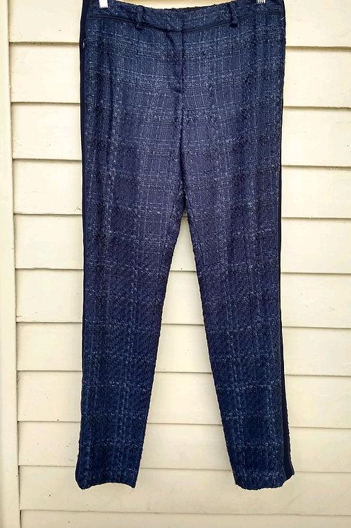 Tory Burch Navy Pants, Size 4