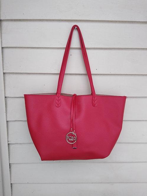 BCBG Red Bag