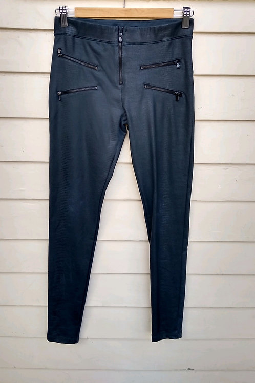 David Lerner Grey Pants, Size M