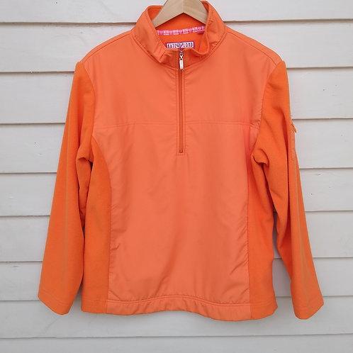Kate & Lord Orange Fleece, Size L