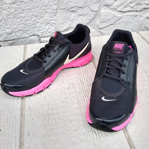 Nike Black Sneakers, Size 9