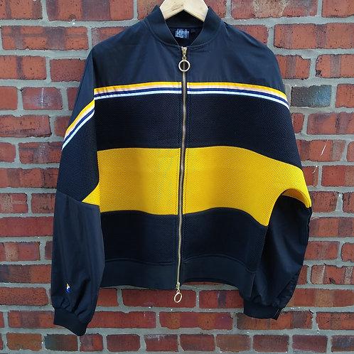 PE Black & Gold Jacket, Size M