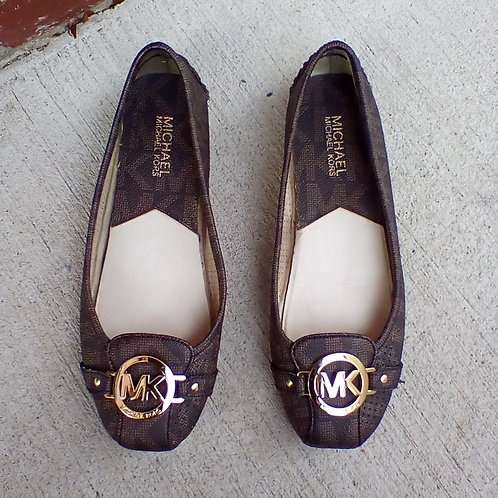 Michael Kors Brown Shoes
