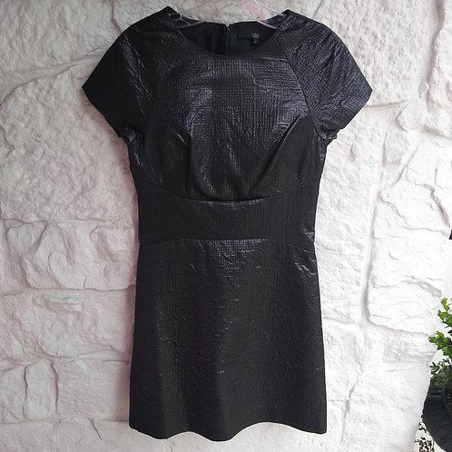 Tibi Black Dress, Size 0