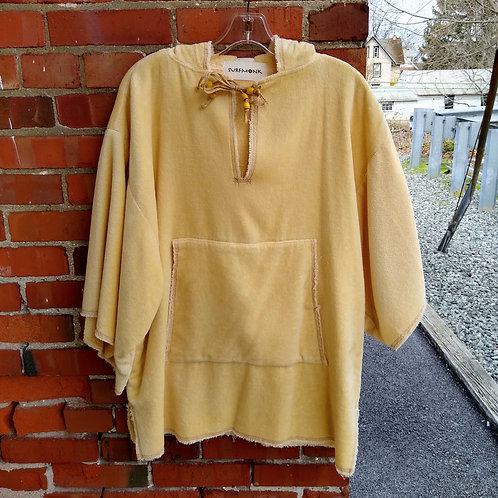Surfmonk Yellow Top, Size M/L