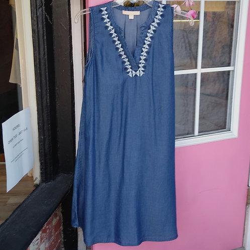 Hope & Harlow Blue Dress, Size 4