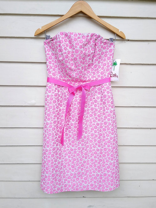 Lilly Pulitzer Pink Dress, new with tags, Size 2