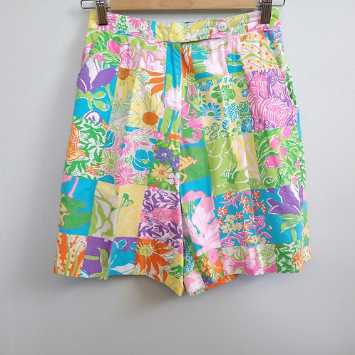 Lilly Pulitzer Multicolored Shorts, Size S