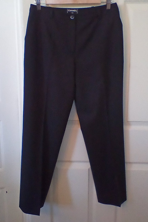 Chanel Black Pants