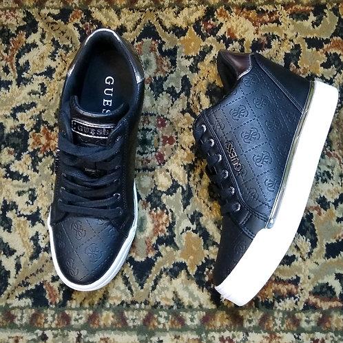 Guess Black Shoes, Size 7