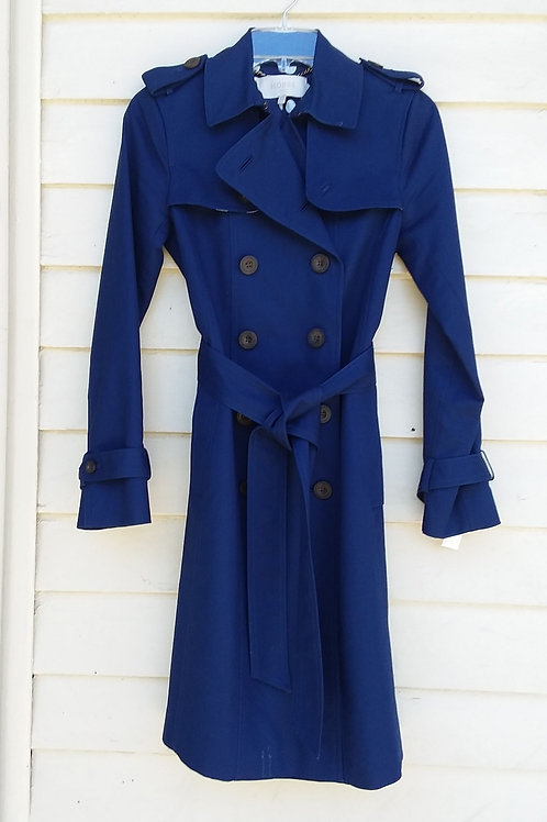 Hobbs of London Royal Trench, Size 4