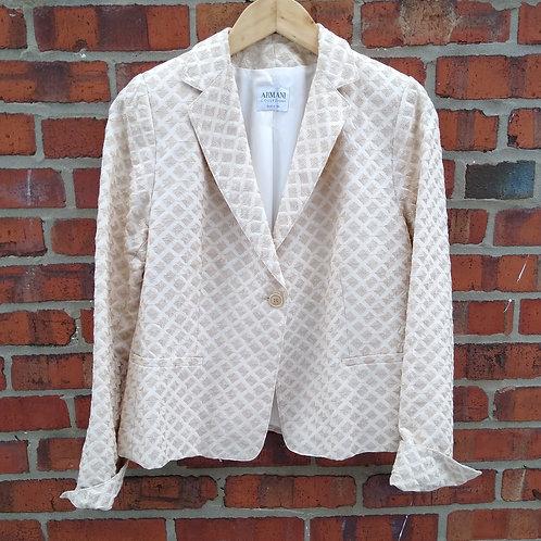 Armani Gold Jacket, Size L