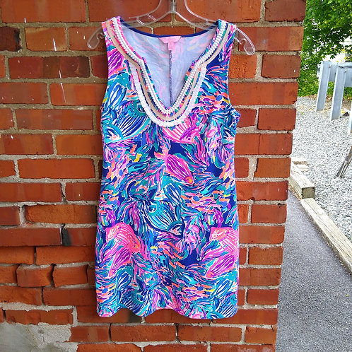 Lilly Pulitzer Multicolored Dress, Size S