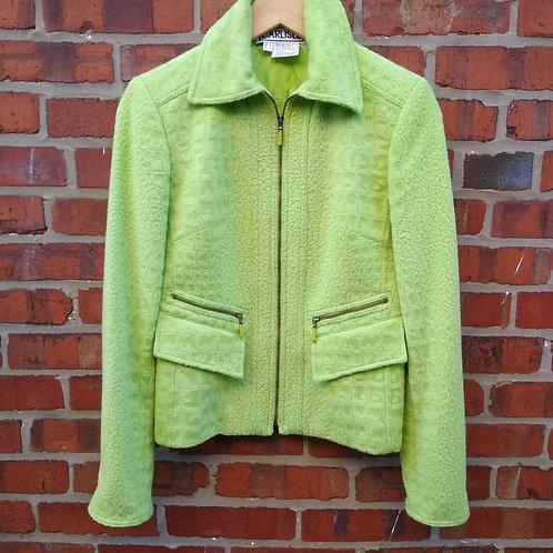 Carlisle Lime Jacket, Size 2