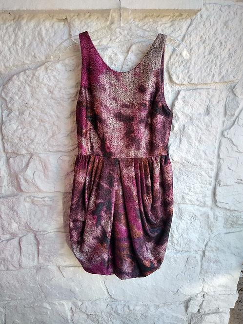 Alice + Olivia Purple Dress, Size 0