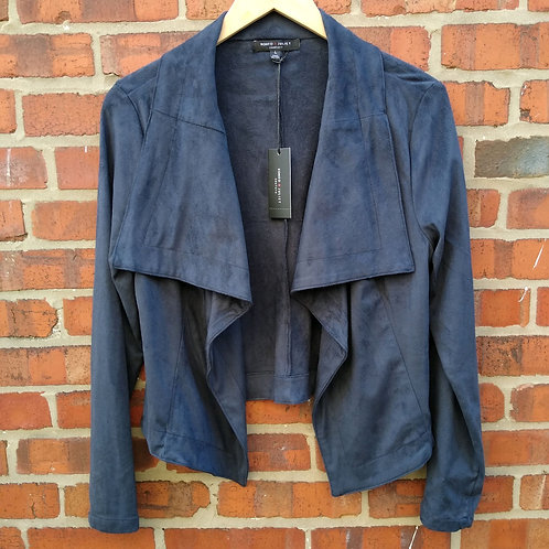 Romeo & Juliet Navy Jacket, new with tags, Size L