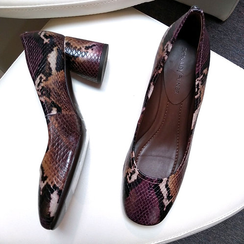 Donald J. Pliner Multicolored Shoes, never worn, Size 7