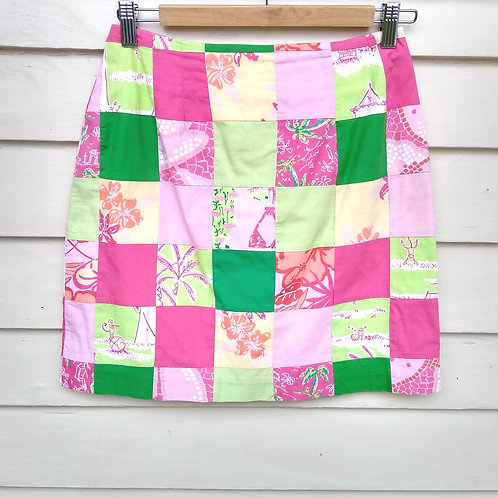 Lilly Pulitzer Multicolored Skirt, Size S