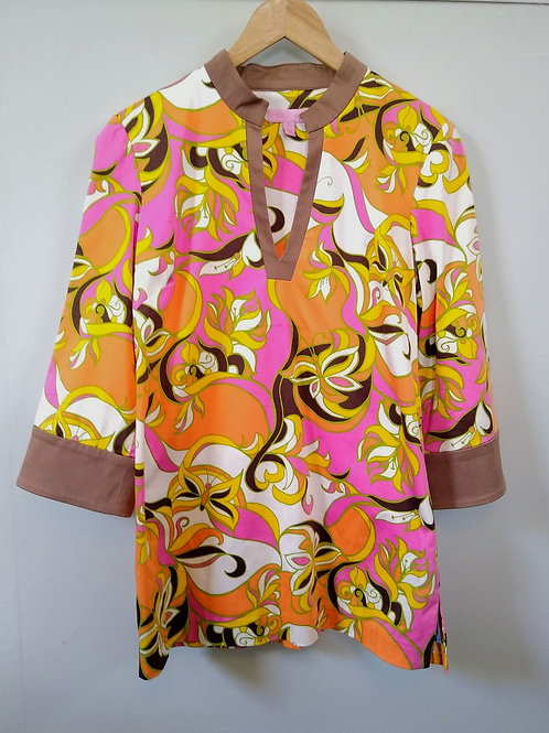 Lilly Pulitzer Multicolored Top, Size S