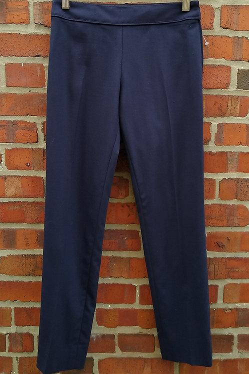 Tory Burch Navy Pants, Size 0