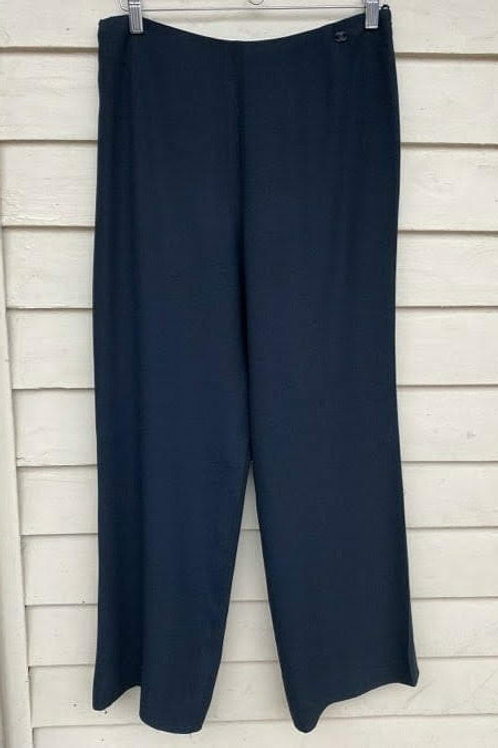 Chanel Vintage Navy Pants