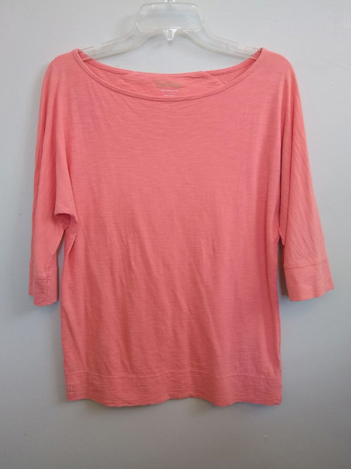 Lilly Pulitzer Peach Top, Size S
