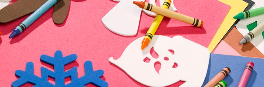 子供のアート用品