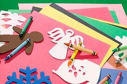 Fournitures d'art pour enfants