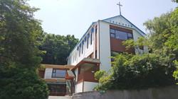은정감리교회 외관