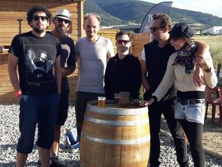 En concert avec Alma Loca dans les Pyrénées