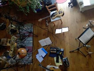 Nouvelle création en cours : Azulejos Quartet !!!!!