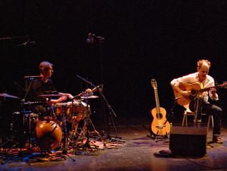 Concert aux Forges de Fraisans avec Pascal Rollando