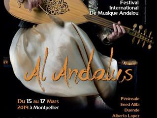 Péninsule au Festival Al Andalus de Montpellier  en mars prochain :)