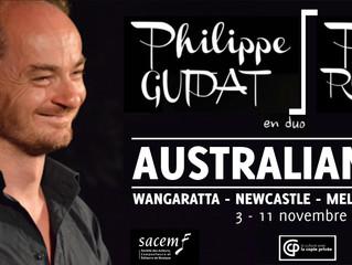 Tournée Australienne du Duo