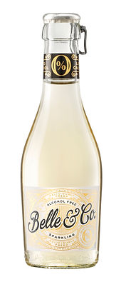 VB130TNV Belle and Co Zero Alcohol Brut