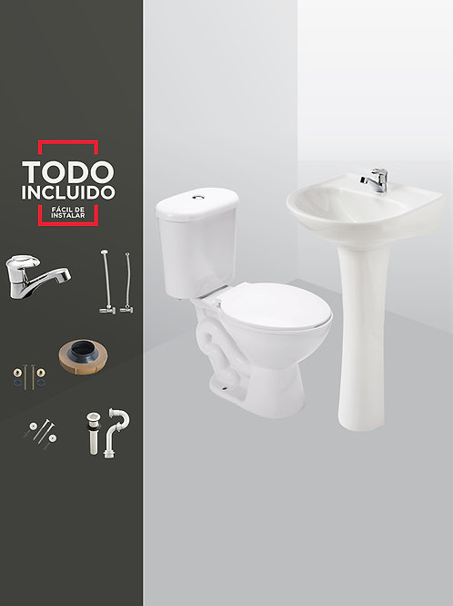 Combo Toilet Andes