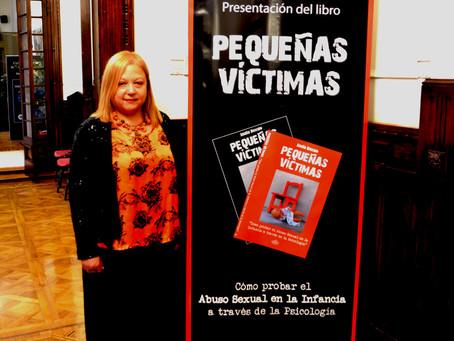 Presentación de ¨Pequeñas víctimas¨, el nuevo libro de Analía Boscato
