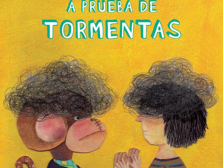 Presentaciones: Un Mono a prueba de Tormentas, el nuevo Libro de Paula Moreno