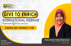 Professor Datuk Dr Harlina Halizah Hj Si
