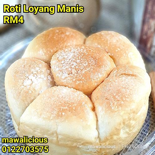 Roti Loyang Manis