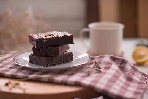 Gluten Free Madagascar Brownie